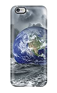 Pretty TezKmPy8353zwHWY Iphone 6 Plus Case Cover/ Floating Earth Series High Quality Case by icecream design