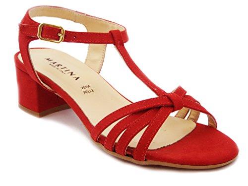 OSVALDO PERICOLI - Sandalias de vestir para mujer, color Marrón, talla 37