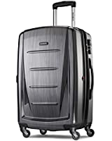 Samsonite 56846 28-Inch Luggage Winfield 2 Fashion HS Spinner Charcoal