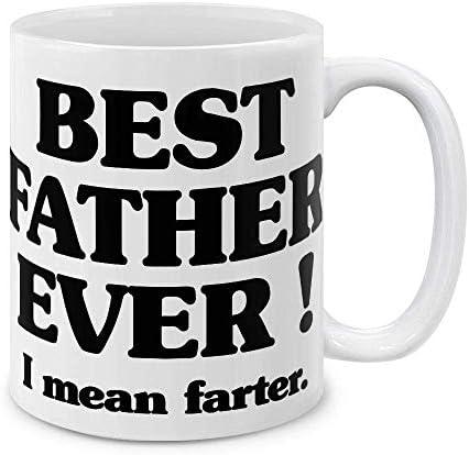 NA Tazas Divertidas de la sátira del Humor, Taza de té de cerámica de la Taza de café de Farter,