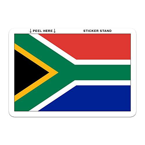 South Africa Flag AFRICA bumper sticker decal 5
