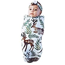 Newborn Baby Blanket Swaddle Sleeping Bag Sleepsack Stroller Wrap Bring home Outwear