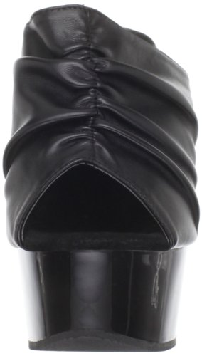 Faux blk 6 601 9 Blk 39 Leather Kid Delight Uk Pleaser eu nfqR77