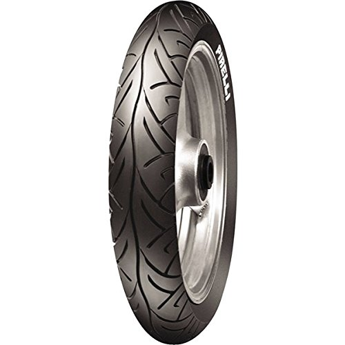 Pirelli Sport Demon Tire - Front - 110/70-17 , Position: Front, Tire Size: 110/70-17, Rim Size: 17, Load Rating: 54, Speed Rating: H, Tire Type: Street, Tire Construction: Bias, Tire Application: Touring 1342900 /2046800