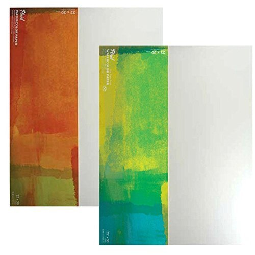 Handbook Fluid Watercolor Hot Press 22X30 Sheet 6/Pk