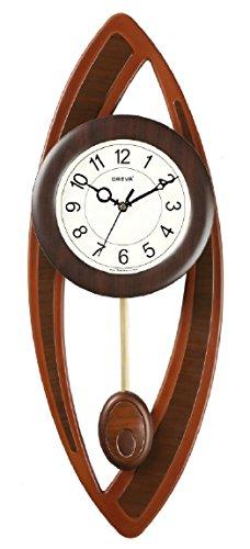 Ajanta Oreva Limited Edition Pendulum ( Brown Wood )