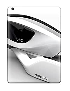 Fashionable Style Case Cover Skin For Ipad Air- Nissan V2g La Concept Car