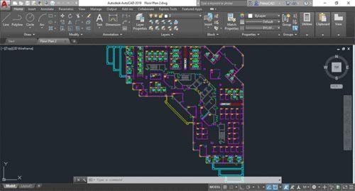 Autodesk autoCAD 2019 for windows 3 Years License, rapid