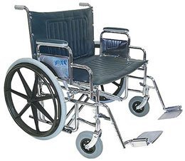 Tuffy Bariatric Wheelchair 24