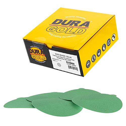 Dura-Gold - Premium Film Back - 150 Grit 5