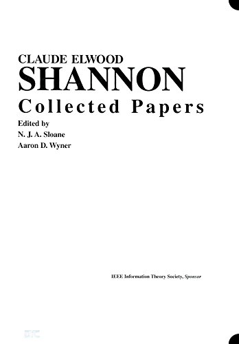 Claude E. Shannon: Collected Papers (Jimmy Soni)