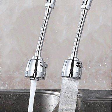 Desy risparmio acqua aeratore rubinetto della cucina aeratore rubinetto da cucina girevole 360 spruzzatore tubo flessibile Bubbler accessori cucina aeratore
