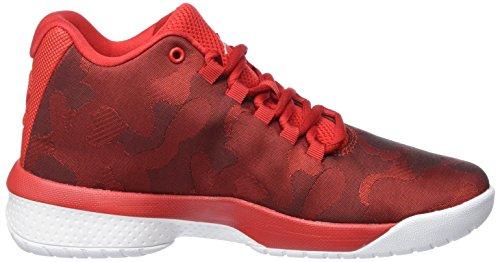 Nike Rouge University Fille Chaussures de BG Red B Fly White Jordan Basketball rHwqz8r