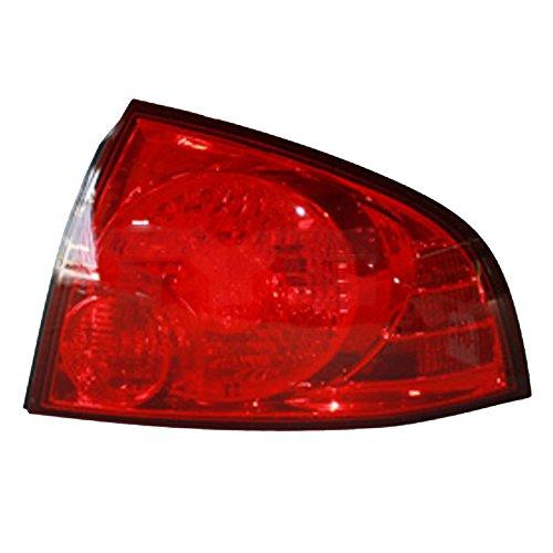 NEW RIGHT TAIL LIGHT FITS NISSAN SENTRA BASE GXE SPORT XE 2004-2006 NI2801159 26550-6Z525 265506Z525