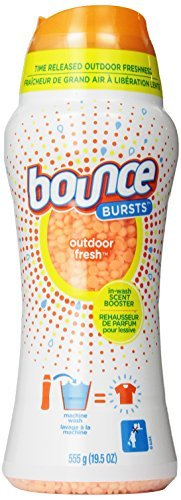 (Bounce Bursts In-Wash Scent Booster Outdoor Fresh 19.5 Oz by Bounce)