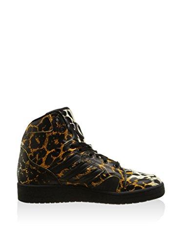adidas Js Instinct Hi Leopard - Zapatillas abotinadas Hombre Leopardo