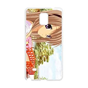 samsung_galaxy_note4 phone case White Clannad UUA6197583