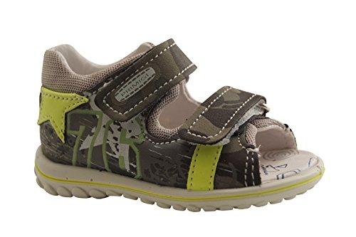 Primigi Jungen PSW 13615 Sneaker Grigio (Militgrig.Chiaro)