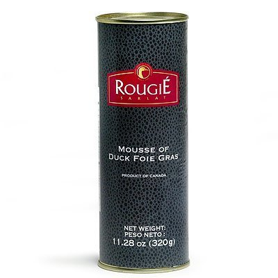 Rougie Mousse of Duck Foie Gras 11.2 oz Case of 6 Units - Wholesale ()