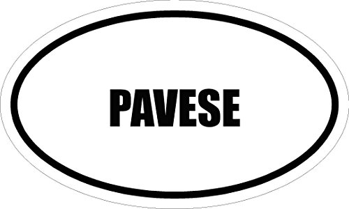 6-printed-pavese-name-oval-euro-style-vinyl-decal-sticker