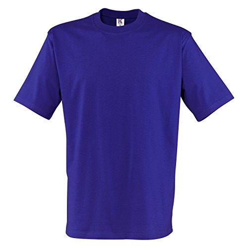 Kübler Arbeit Shirt, 1 Stück, L, kornblumenblau, 54066211-46-L