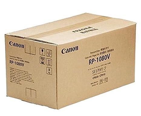 Amazon.com: Canon Selphy rp-1080 V F/CP820 CP910, 8569b001 ...