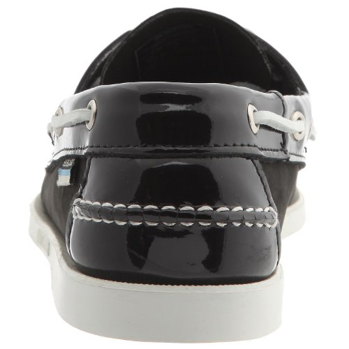 Verni Men's Noir Boat Nero Sebago Spinnaker FGL Noir NBK Shoes 8dxzFw