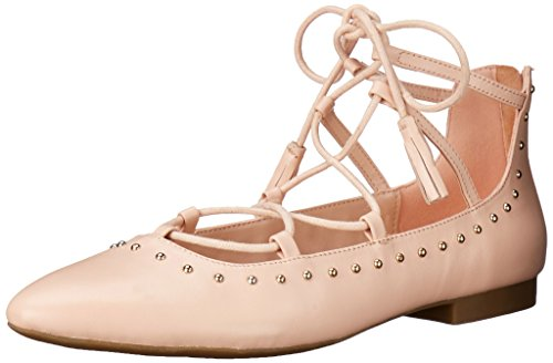Bella Vita Womens Ollie Ballet Flat Ice Pink