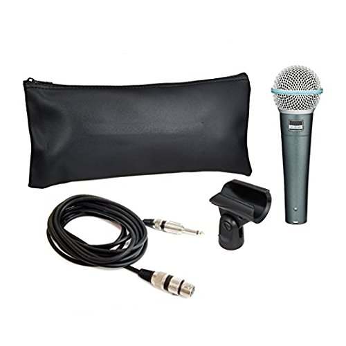 Beta 58 Dynamic Vocal Microphone WITH HIGH QUALITY