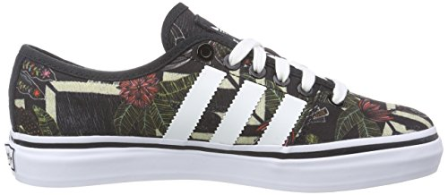 Low Black White Core Schwarz adidas Adria Basses Black Femme Core Ftwr PqgaZw