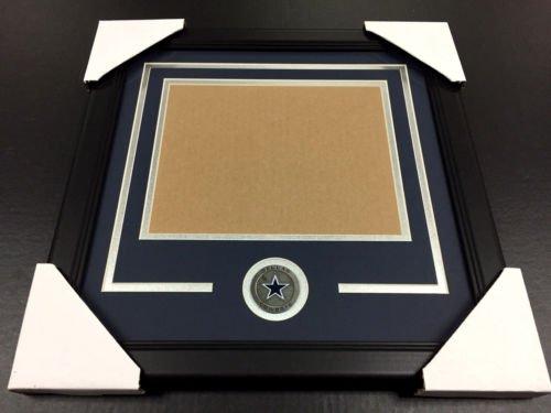 DALLAS COWBOYS Medallion Frame Kit 8x10 Photo Double Mat - Dallas Outlets