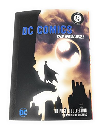 DC Comics The New 52 Poster Collection Lootcrate Edition - 5x7 Mini Posters