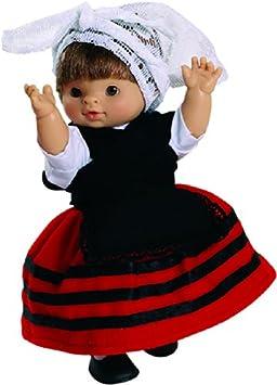 Amazon.es: Paola Reina - Paolita, muñeca bebé con Traje Regional ...