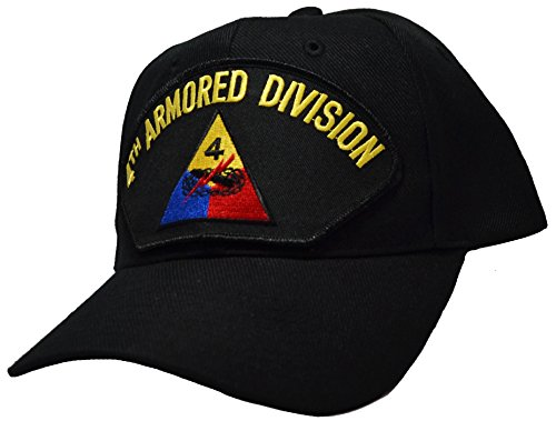 4th Armored Division - 4th Armored Division Cap