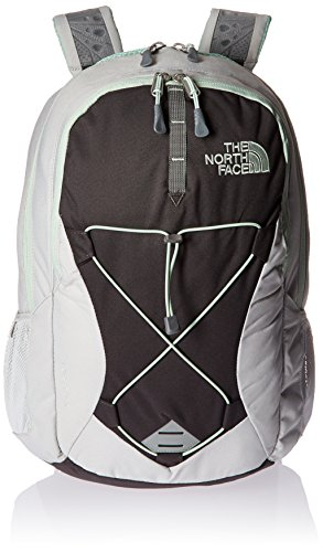 The North Face Women's Jester Laptop Backpack – 15″ (Lunar Ice Grey/Subtle