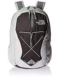 The North Face Jester Backpack - Women's - lunar ice grey/ subtle green, one size