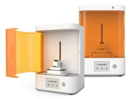 Grobet 75.100 MakeX U60 Jewelry Precision 3D Desktop Wireless Printer