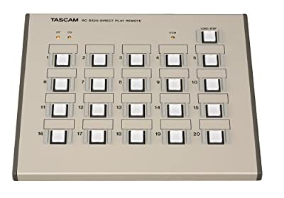 TASCAM RCSS20 -Channel Studio Flash Recorder by TASCAM
