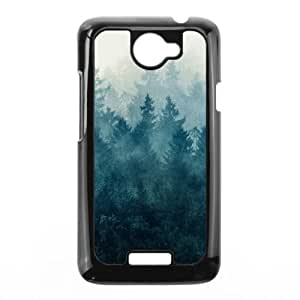 HTC One X Cell Phone Case Black The Heart Of My Heart So Far From Home Edit Ouavh