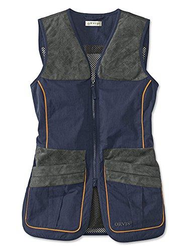 Orvis Men's Women's Clays Shooting Vest, ()