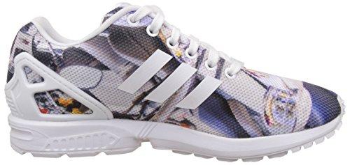 Multicolore ZX Uomo Flux Sneaker adidas Uw1ZvPWqZ7