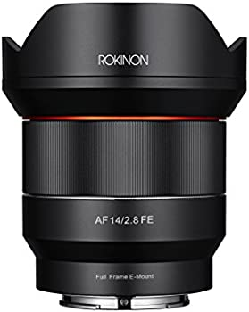 Rokinon IO14AF-E 14mm F2.8 Auto Focus Lens
