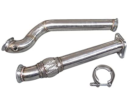 "Cxracing 2.5"" Turbo Downpipe for Mazda Mx-5 Miata 1.8L Na-t"