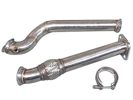 """cxracing 2,5 """"Turbo Downpipe para Mazda MX-5 Miata 1.8L"""