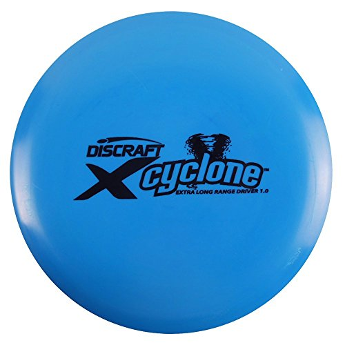Discraft Elite X Cyclone Fairway Driver Golf Disc [Colors may vary] - ()