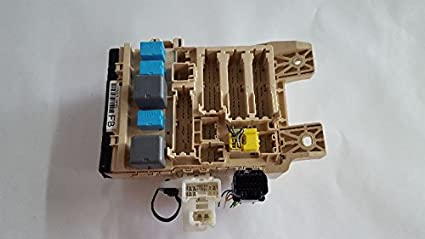 amazon com interior cabin fuse box multiplex module fits 2006 kia fuse box 2006 toyota fuse box #29