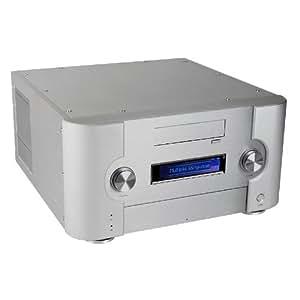 Silverstone CW02S-MXR Silver. Ideal para HTPC