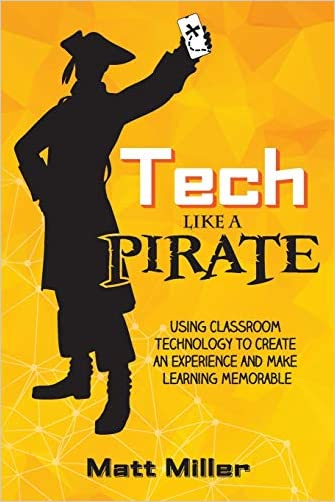 Great book for teachers new to using tech in the classroom