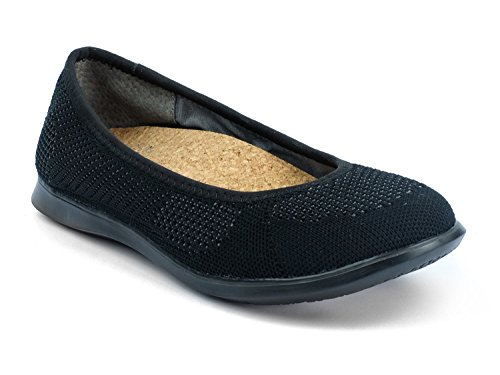 Revitalign Inca - Women's Supportive Flats Black cheap recommend clearance sneakernews fast delivery online discount newest vOO4G7yy