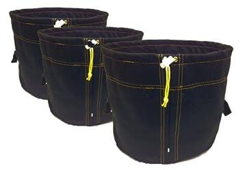Amazon.com : 420 Grow Bags for Marijuana 7 Gallon (3 Pack ...